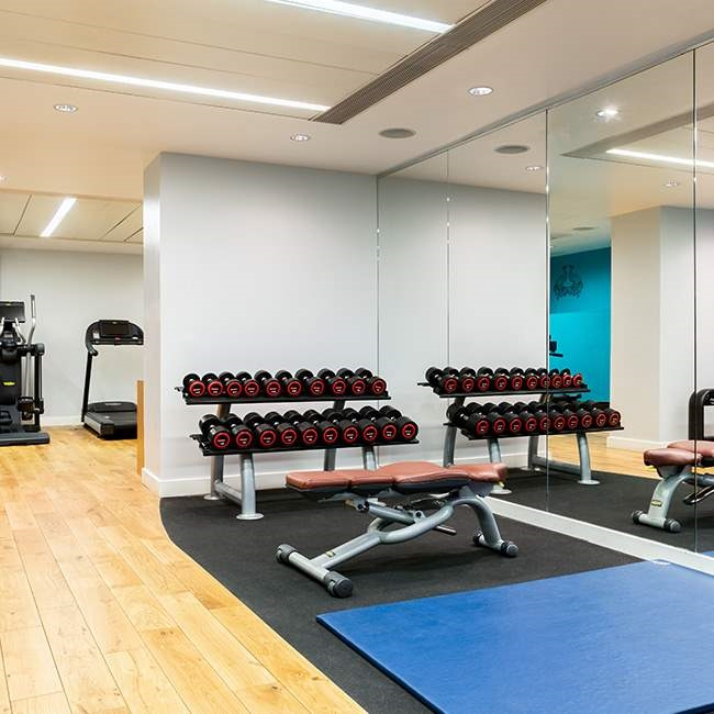 Fitness Center 2 - St. Pancras Spa
