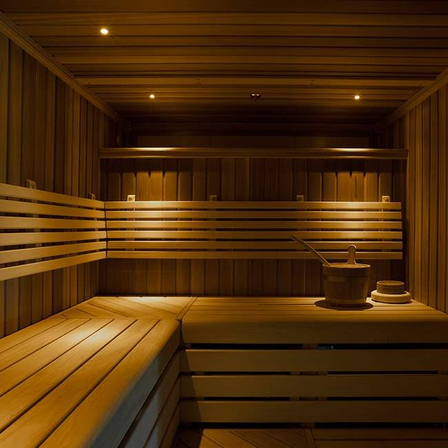 Sauna - St. Pancras Spa