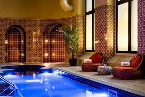 St. Pancras Pool - St. Pancras Spa