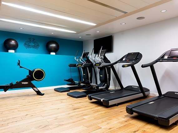 FITNESS EQUIPMENT AND SERVICES