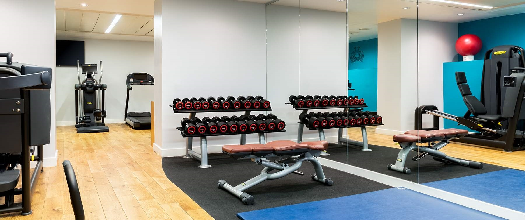 Fitness Center - St. Pancras Spa