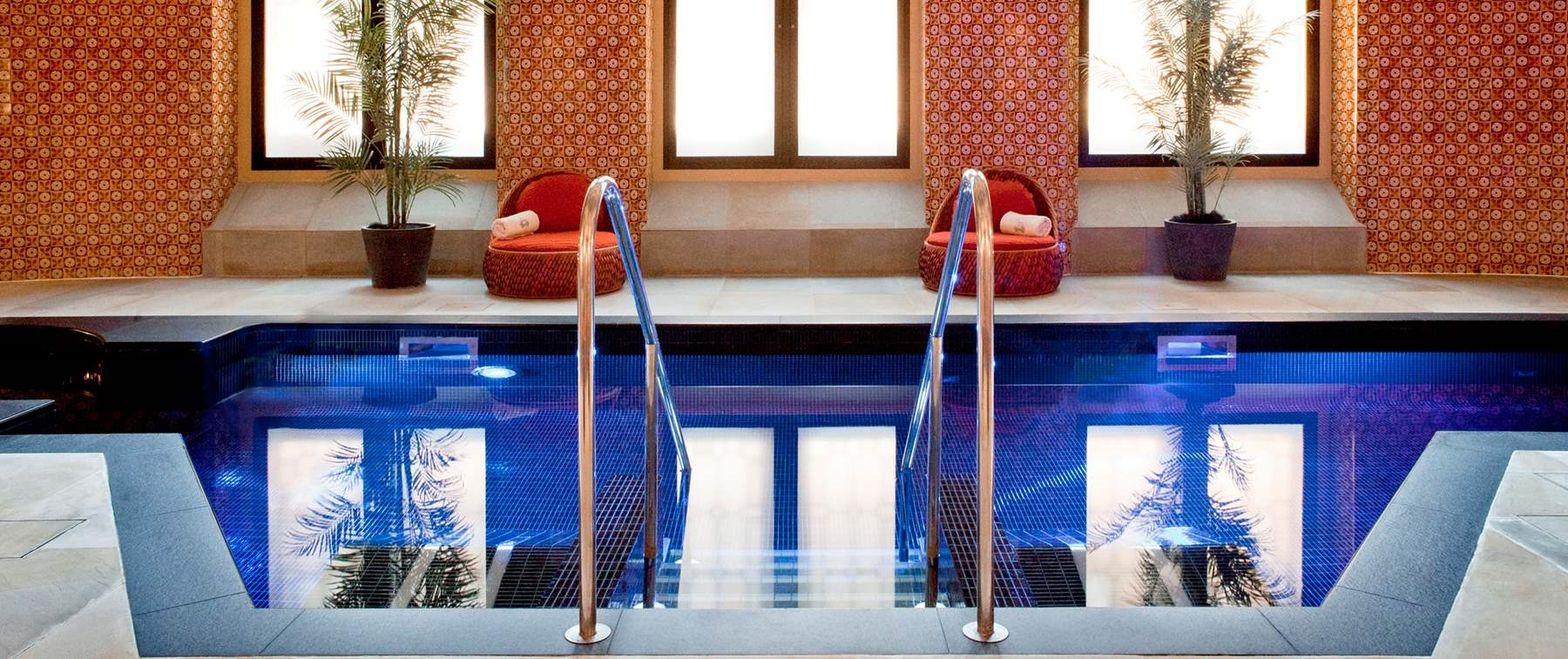 Pool View - St. Pancras Spa
