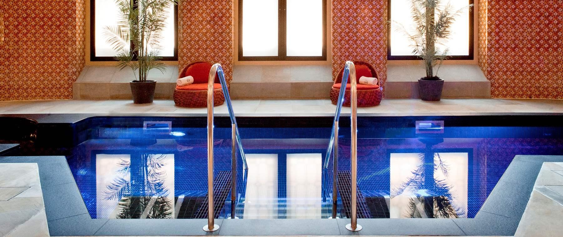 Pool View - St. Pancras Spa